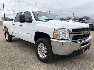 2014 Chevrolet Silverado 3500HD LT 1GC4K0E89EF130146 in Killeen, TX 3