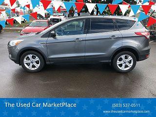 2014 Ford Escape SE 1FMCU0GX1EUD25451 in Newberg, OR 1