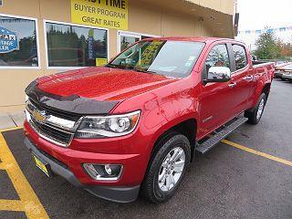 2015 Chevrolet Colorado LT VIN: 1GCGTBE39F1267600