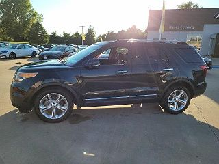 2015 Ford Explorer Limited Edition 1FM5K7F86FGB97676 in Quincy, IL 2