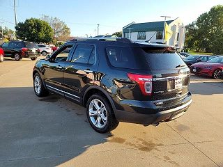 2015 Ford Explorer Limited Edition 1FM5K7F86FGB97676 in Quincy, IL 4