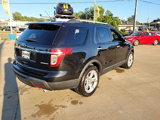2015 Ford Explorer Limited Edition 1FM5K7F86FGB97676 in Quincy, IL 6