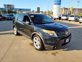 2015 Ford Explorer Limited Edition 1FM5K7F86FGB97676 in Quincy, IL 8