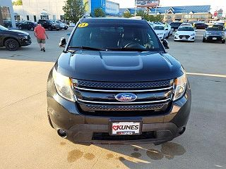 2015 Ford Explorer Limited Edition 1FM5K7F86FGB97676 in Quincy, IL 9