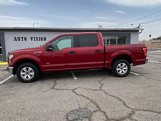 2015 Ford F-150  VIN: 1FTEW1CP3FFA57270