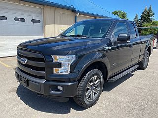 2015 Ford F-150 Lariat VIN: 1FTEX1EP5FFC64396