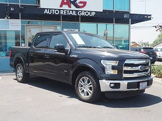 2015 Ford F-150 Lariat VIN: 1FTEW1CP9FKF18110