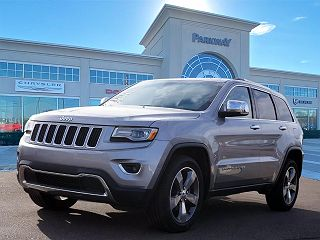 2015 Jeep Grand Cherokee Limited Edition VIN: 1C4RJFBG4FC215566