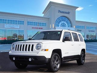 2015 Jeep Patriot High Altitude Edition VIN: 1C4NJRFB3FD176851
