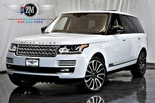 2015 Land Rover Range Rover Supercharged VIN: SALGS3TF2FA242195
