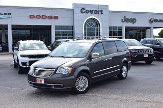 2016 Chrysler Town & Country Limited Edition VIN: 2C4RC1JG7GR306533