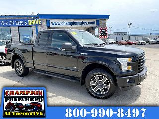 2016 Ford F-150 XLT VIN: 1FTEX1EP5GFC76002