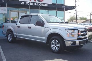 2016 Ford F-150 XLT VIN: 1FTEW1C80GFA16377