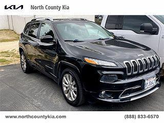 2016 Jeep Cherokee Overland VIN: 1C4PJLJB6GW297702