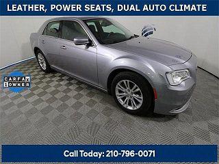 2017 Chrysler 300 Limited Edition VIN: 2C3CCAAGXHH506520