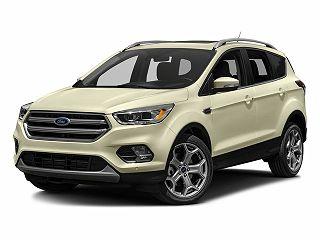 2017 Ford Escape Titanium VIN: 1FMCU9J96HUC30435