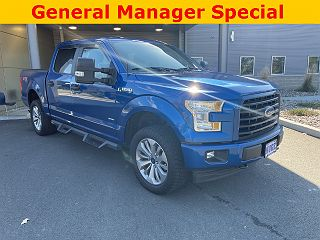 2017 Ford F-150 XL VIN: 1FTEW1EGXHFC01056