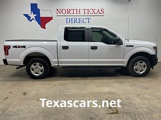2017 Ford F-150 XL VIN: 1FTEW1E80HKE38834