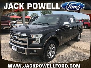 2017 Ford F-150 King Ranch 1FTEW1EG7HFB21519 in Mineral Wells, TX 1