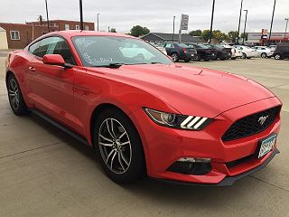 2017 Ford Mustang  1FA6P8TH0H5321238 in Marshall, MN 3