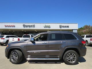 2017 Jeep Grand Cherokee  1C4RJFBG9HC809377 in Greenville, MS 2
