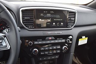2017 Kia Sportage SX Turbo KNDPR3A65H7160712 in Los Angeles, CA 7