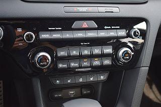 2017 Kia Sportage SX Turbo KNDPR3A65H7160712 in Los Angeles, CA 8