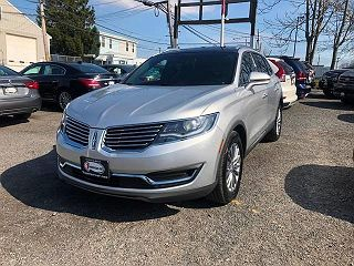 2017 Lincoln MKX Select VIN: 2LMPJ8KP3HBL39589