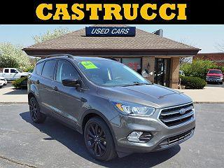2018 Ford Escape SE VIN: 1FMCU0GD4JUB82124
