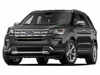 2018 Ford Explorer Limited Edition VIN: 1FM5K7FH1JGB38866