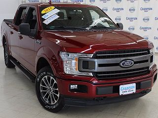 2018 Ford F-150  VIN: 1FTEW1EP5JFD11213