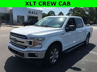 2018 Ford F-150 XLT VIN: 1FTEW1CP7JFB81700