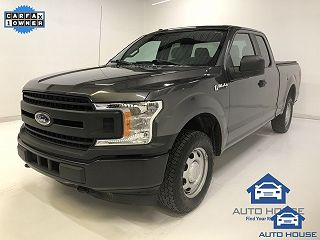 2018 Ford F-150 XL VIN: 1FTEX1EP6JKC88951