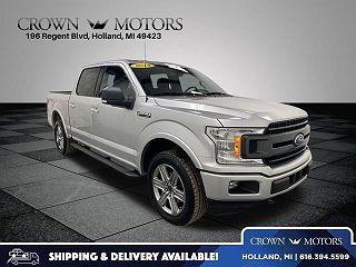 2018 Ford F-150 XLT VIN: 1FTEW1EP1JFE64963