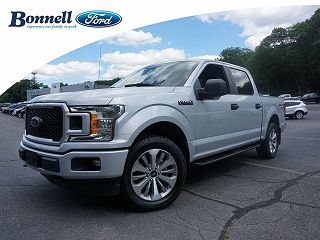 2018 Ford F-150 XL VIN: 1FTEW1EP3JKF14835