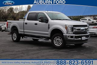 2018 Ford F-250 XLT VIN: 1FT7W2B60JED01396