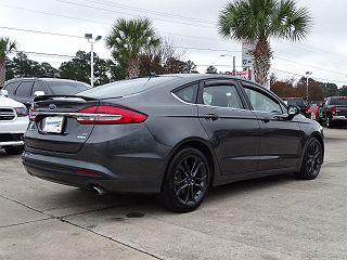 2018 Ford Fusion SE 3FA6P0HD1JR216606 in North Charleston, SC 10