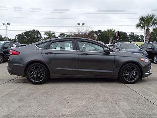 2018 Ford Fusion SE 3FA6P0HD1JR216606 in North Charleston, SC 11