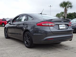 2018 Ford Fusion SE 3FA6P0HD1JR216606 in North Charleston, SC 8