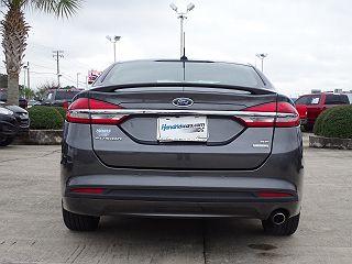 2018 Ford Fusion SE 3FA6P0HD1JR216606 in North Charleston, SC 9