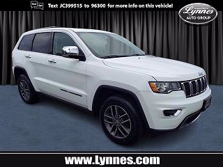 2018 Jeep Grand Cherokee Limited Edition VIN: 1C4RJFBG6JC399515