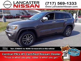 2018 Jeep Grand Cherokee Limited Edition VIN: 1C4RJFBG3JC468015