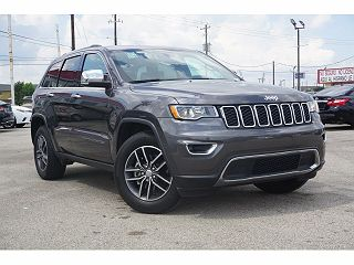 2018 Jeep Grand Cherokee Limited Edition VIN: 1C4RJEBG4JC485626