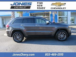 2018 Jeep Grand Cherokee Limited Edition VIN: 1C4RJFBG9JC343228
