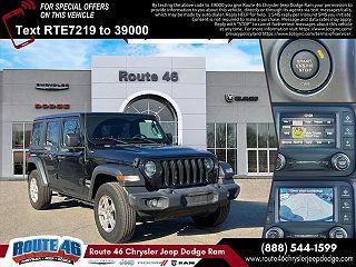 2018 Jeep Wrangler Sport VIN: 1C4HJXDG5JW287219