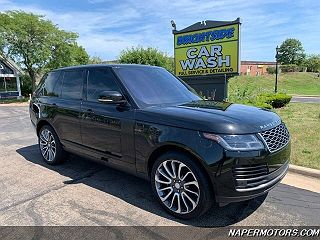 2018 Land Rover Range Rover Supercharged VIN: SALGS2RE1JA380974