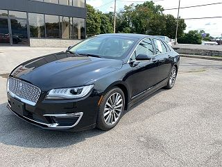 2018 Lincoln MKZ Select 3LN6L5D95JR619732 in Syracuse, NY 1