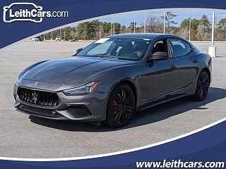 2018 Maserati Ghibli S Q4 VIN: ZAM57YTS2J1300398