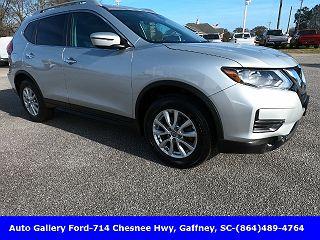 2018 Nissan Rogue SV VIN: 5N1AT2MV7JC791717
