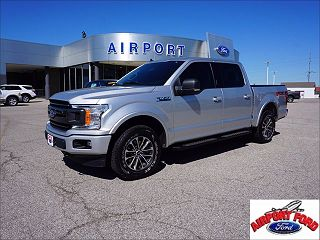 2019 Ford F-150 XLT VIN: 1FTEW1EP9KFA70192